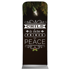 Christmas Prince of Peace Banners