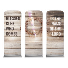 Blessed Is He Banner