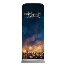 Glitter Sparkle Christmas Banner