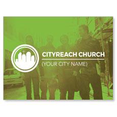 CityReach Urban Green Banner