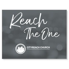 CityReach Blurred Gray Reach Banner