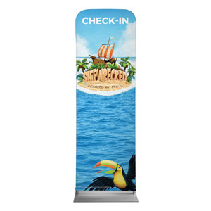 Shipwrecked Check In Banners