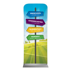 Bright Meadow Directional