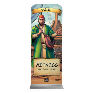 The Action Bible VBS Paul Banners