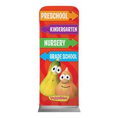 VeggieTales Directional Banner