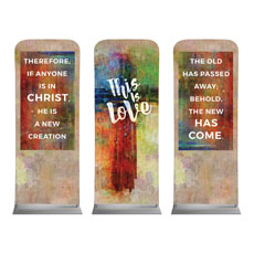 This Is Love 2 Cor 5:17