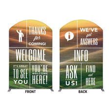 Phrases Welcome Info
