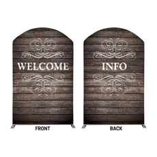 Rustic Charm Welcome Info