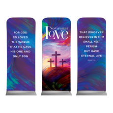 No Greater Love Triptych