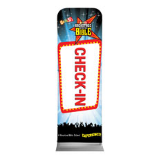 Go Fish Backstage With The Bible Check-In