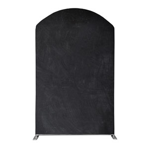 Slate Backdrop 5' x 8' Curved Top Sleeve