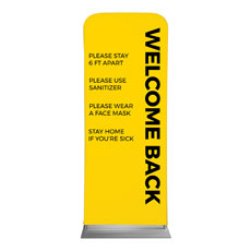 Yellow Welcome Guidelines