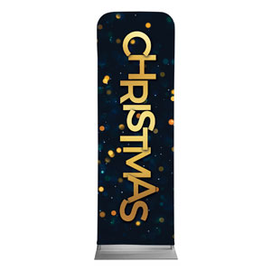 Christmas At Bokeh 2 x 6 Sleeve Banner