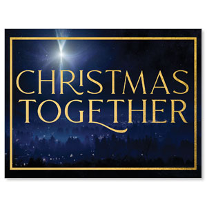 Christmas Together Night Jumbo Banners
