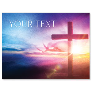 Love Easter Colors Your Text Jumbo Banners