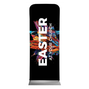 "CMU Easter Invite 2021 2'7"" x 6'7"" Sleeve Banners"