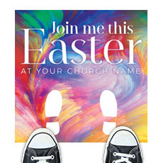 No Greater Love Easter Feet
