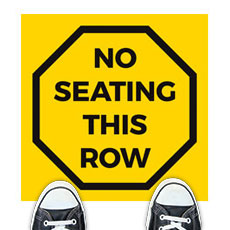 Yellow No Seating