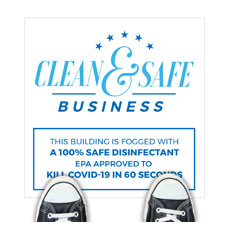 Clean and Safe Business