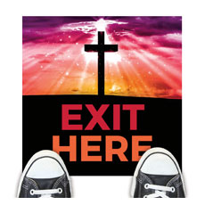 Hope Life Cross Exit Here