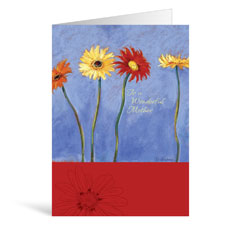 Daisies Birthday Greeting Card