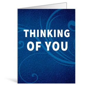 Flourish Thinking Greeting Cards