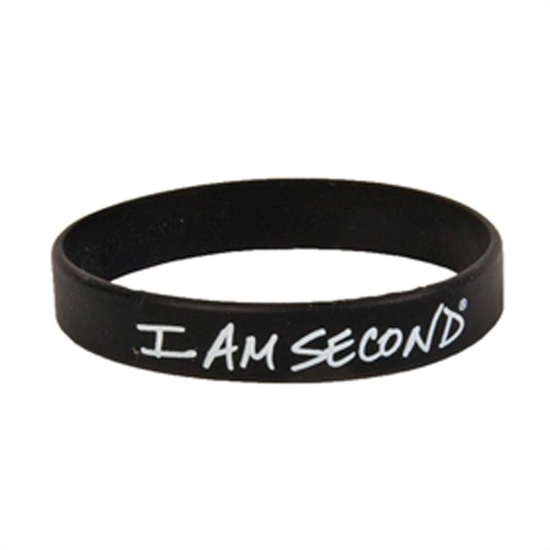 I Am Second Wristband - Church Other - Outreach Marketing
