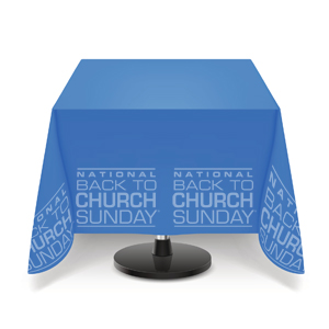 Back To Church Logo Accessories