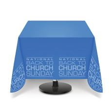 Back To Church Logo Accessory