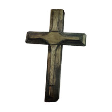 DO YOU BELIEVE? WOODEN CROSSES