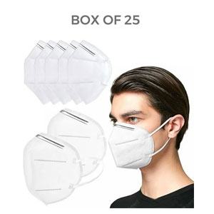 KN95 Certified Face Mask - Box of 20 SpecialtyItems