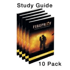 Fireproof Participant's Guide -10 pack