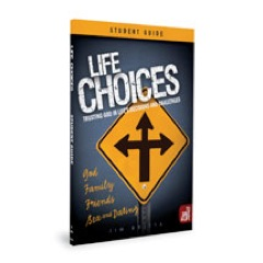 Life Choices Student Guide - single StudyGuide