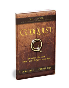 God Quest Small Groups