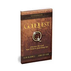 GodQuest Small Group Study Guide