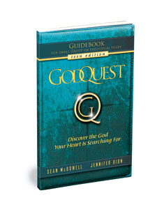 GodQuest Guide Book Teen Edition StudyGuide