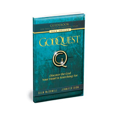GodQuest Study GuideBook for Teens