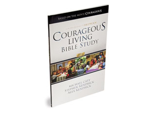Courageous Living Bible Study Member Bk