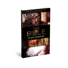 The Bible 30-Day Experience Guidebook and Study Guide