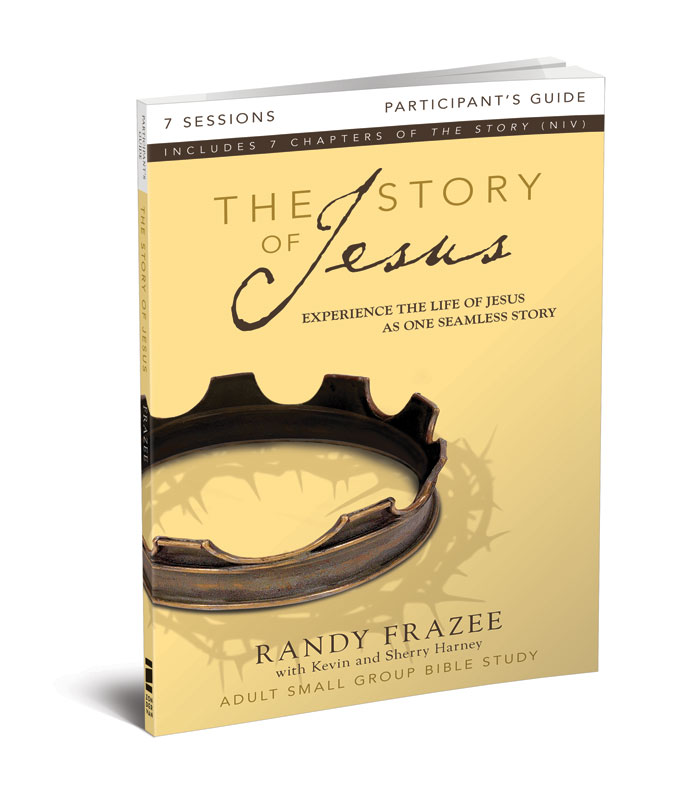 Small Groups, New Years, The Story of Jesus - Single