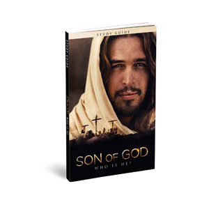 Son of God: Who is He Study Guide-single