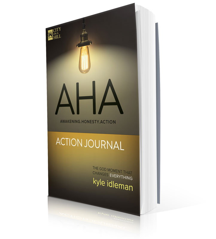 Small Groups, AHA, AHA Action Journal (Study Guide)