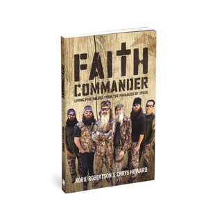 Faith Commander Study Guide - single StudyGuide