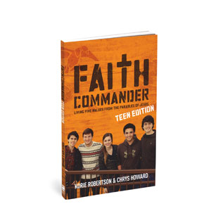 Faith Commander Teens Small Groups