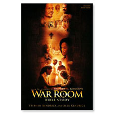 """War Room"" Bible Study Member Book"