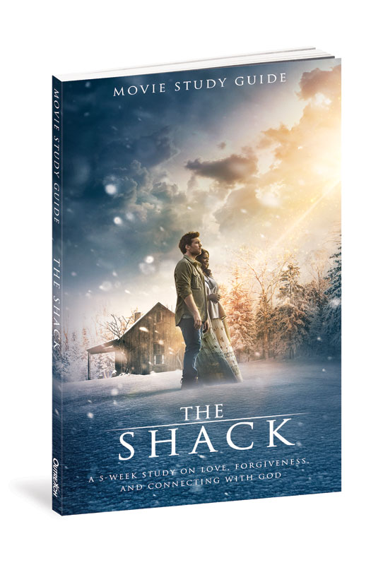 Small Groups, The Shack Movie, The Shack Official Movie Study Guide
