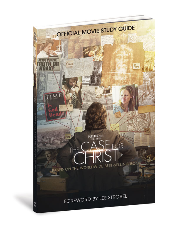 The Case for Christ Official Movie Study Guide