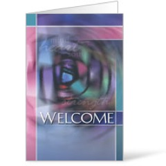 Mosaic Welcome Bulletins