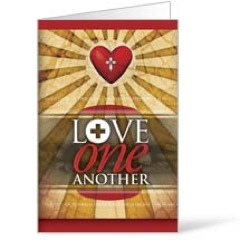 Love One Another Bulletin
