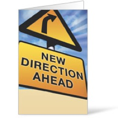 New Direction Ahead Bulletin